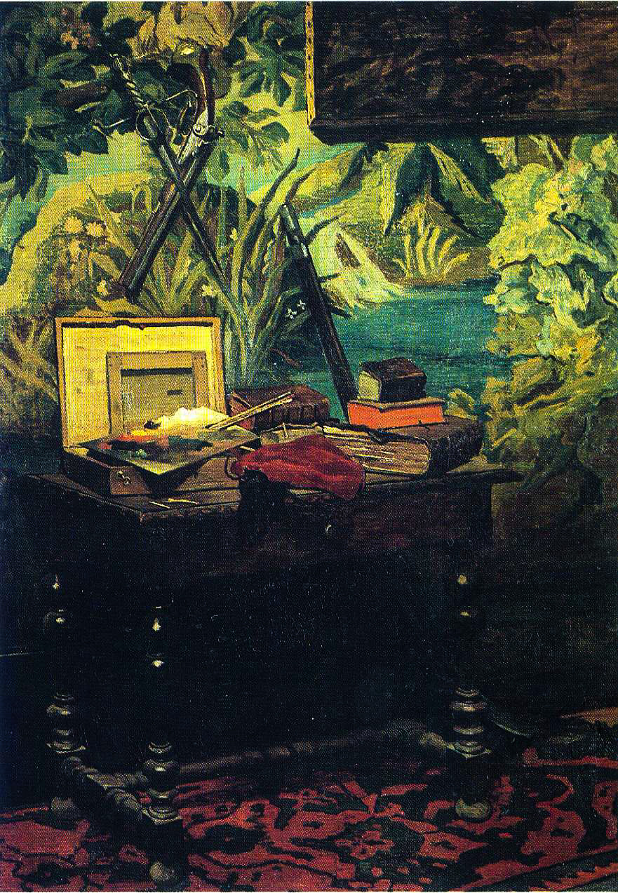 Claude Monet A Corner Of The Studio 1861 In High Definition On Art