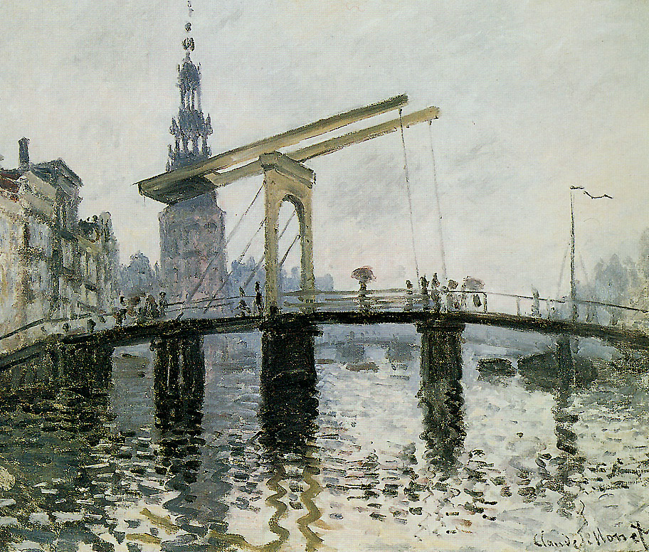 The Bridge, Amsterdam 1874