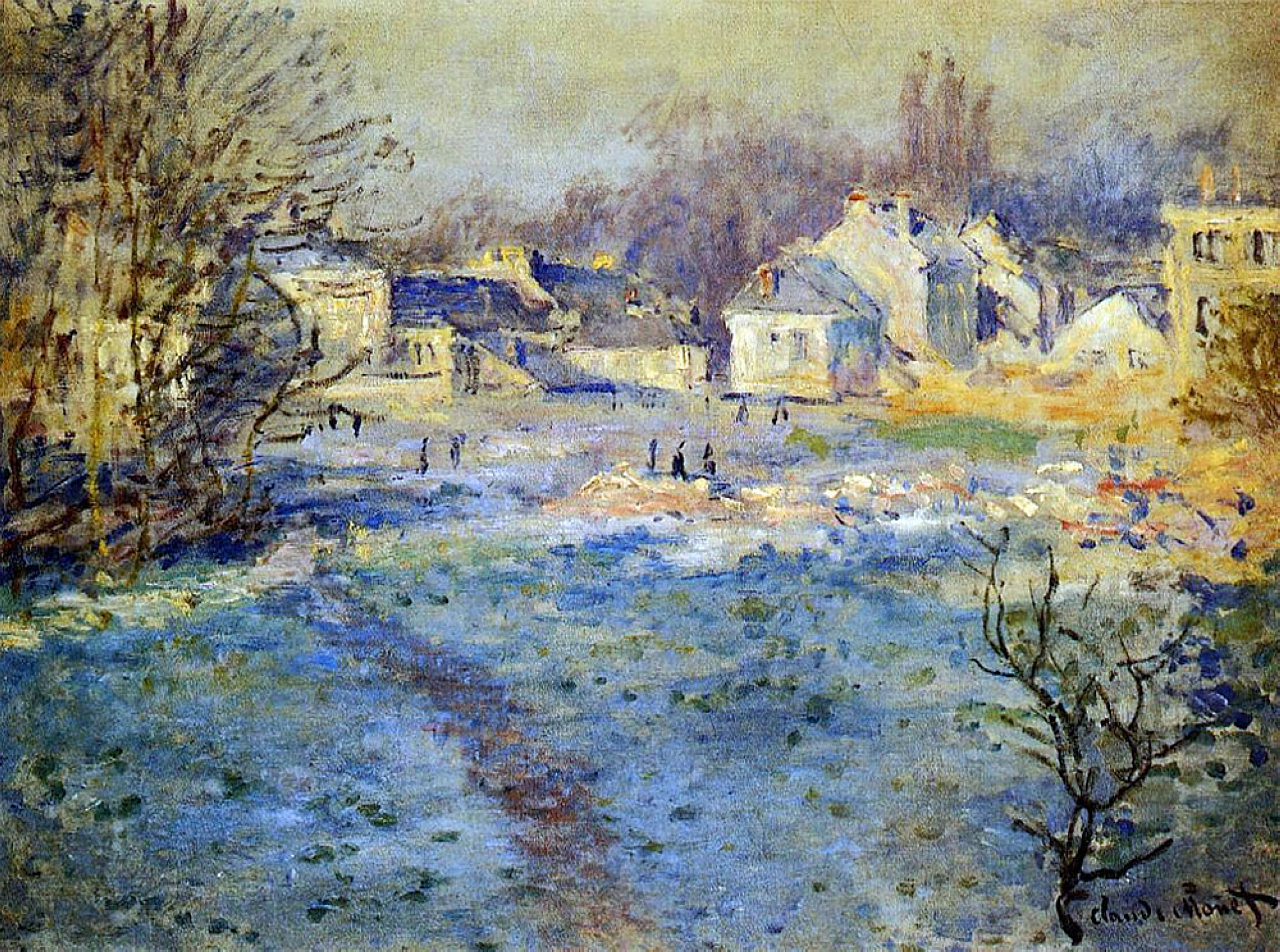 White Frost 1875