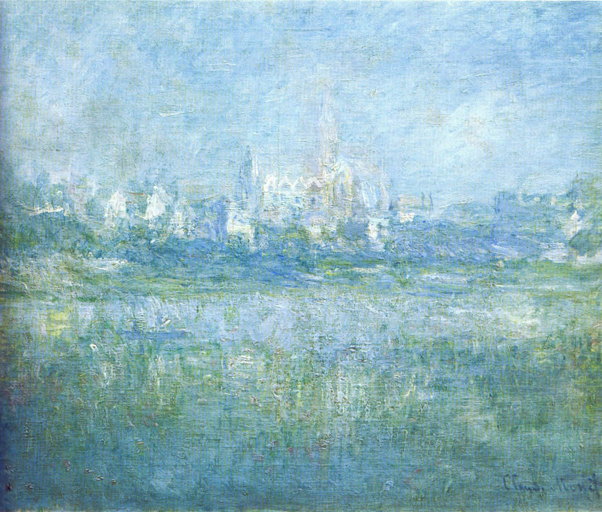 Vetheuil in the Fog 1879