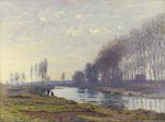 The Small Arm of the Seine at Argenteuil