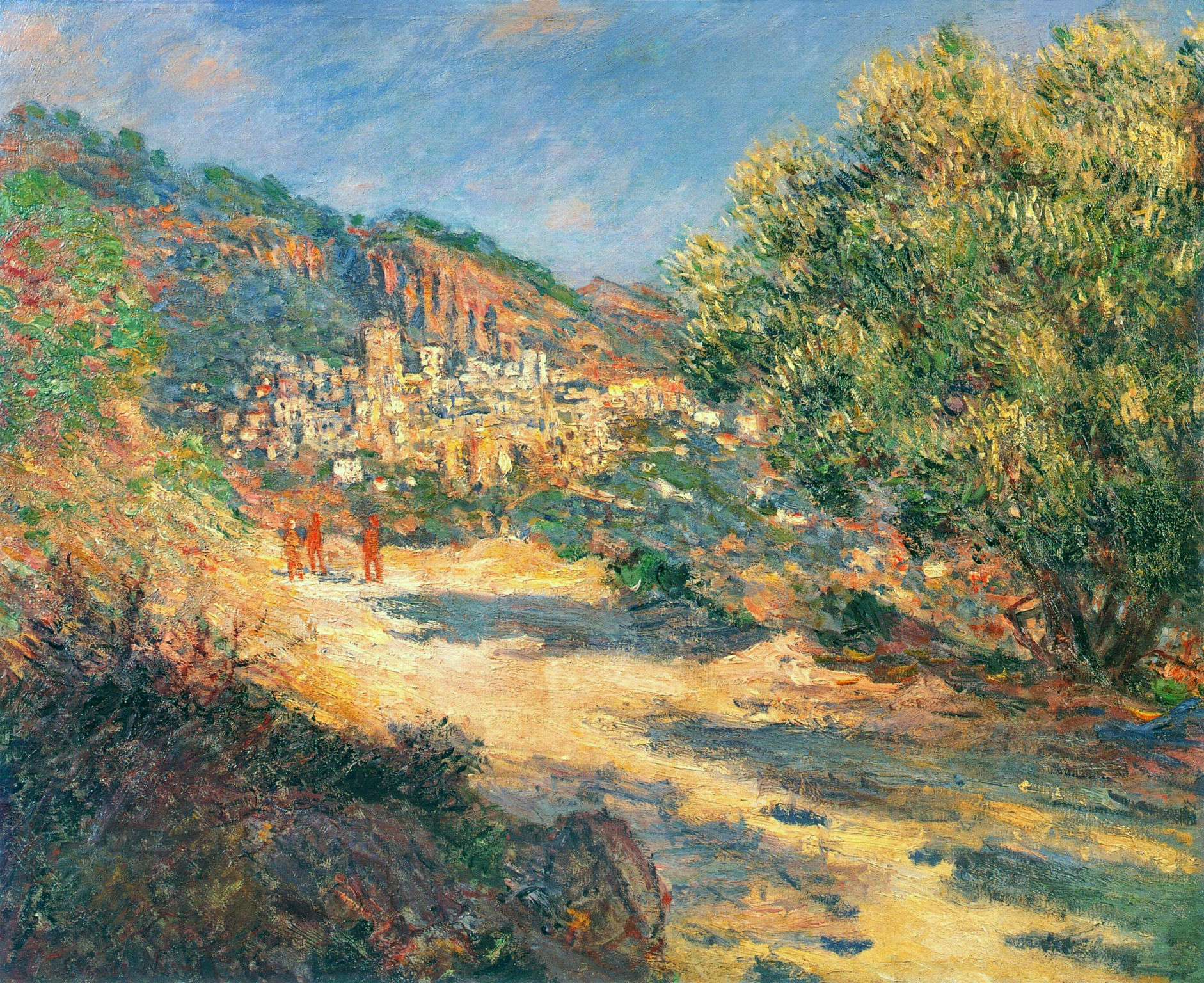 The Road to Monte Carlo 1883
