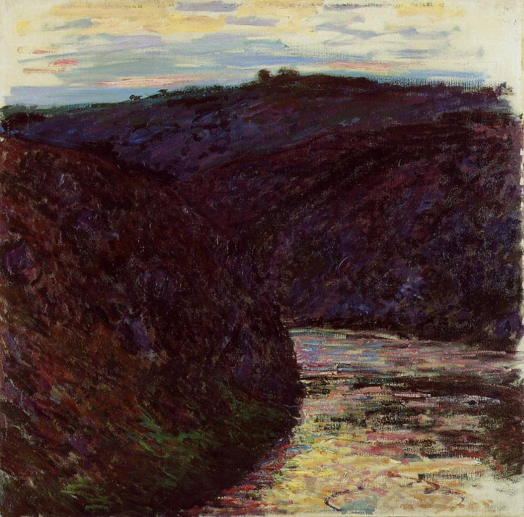 Valley of the Creuse 1889