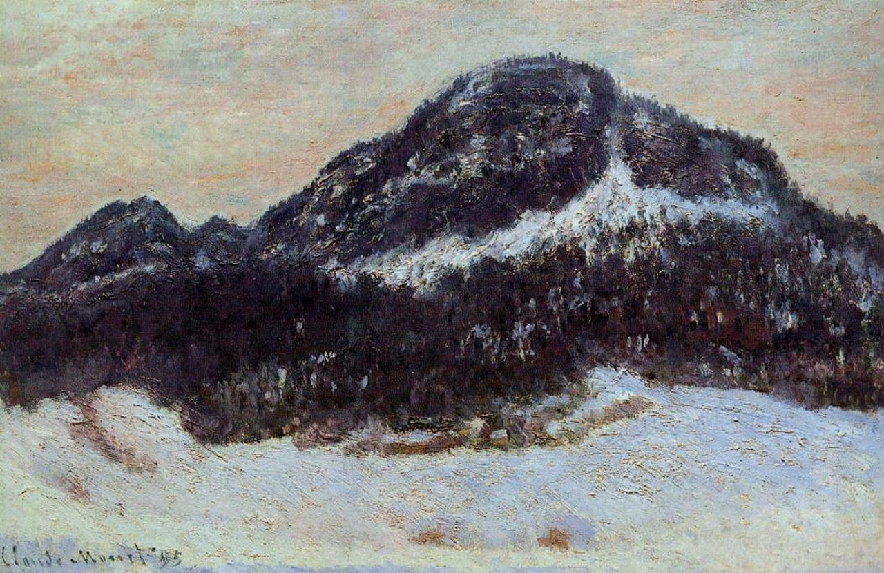Mount Kolsaas 1895
