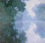 Morning on the Seine near Giverny, the Fog