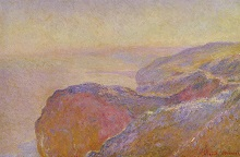 At Val-Saint-Nicolas near Dieppe in the Morning 1897
