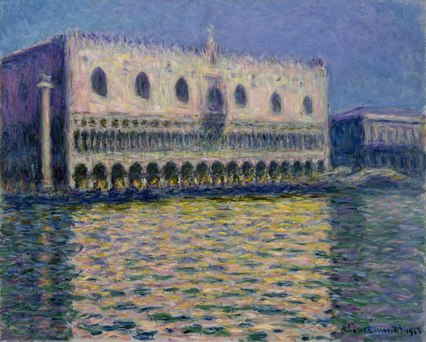 The Palazzo Ducale 1908