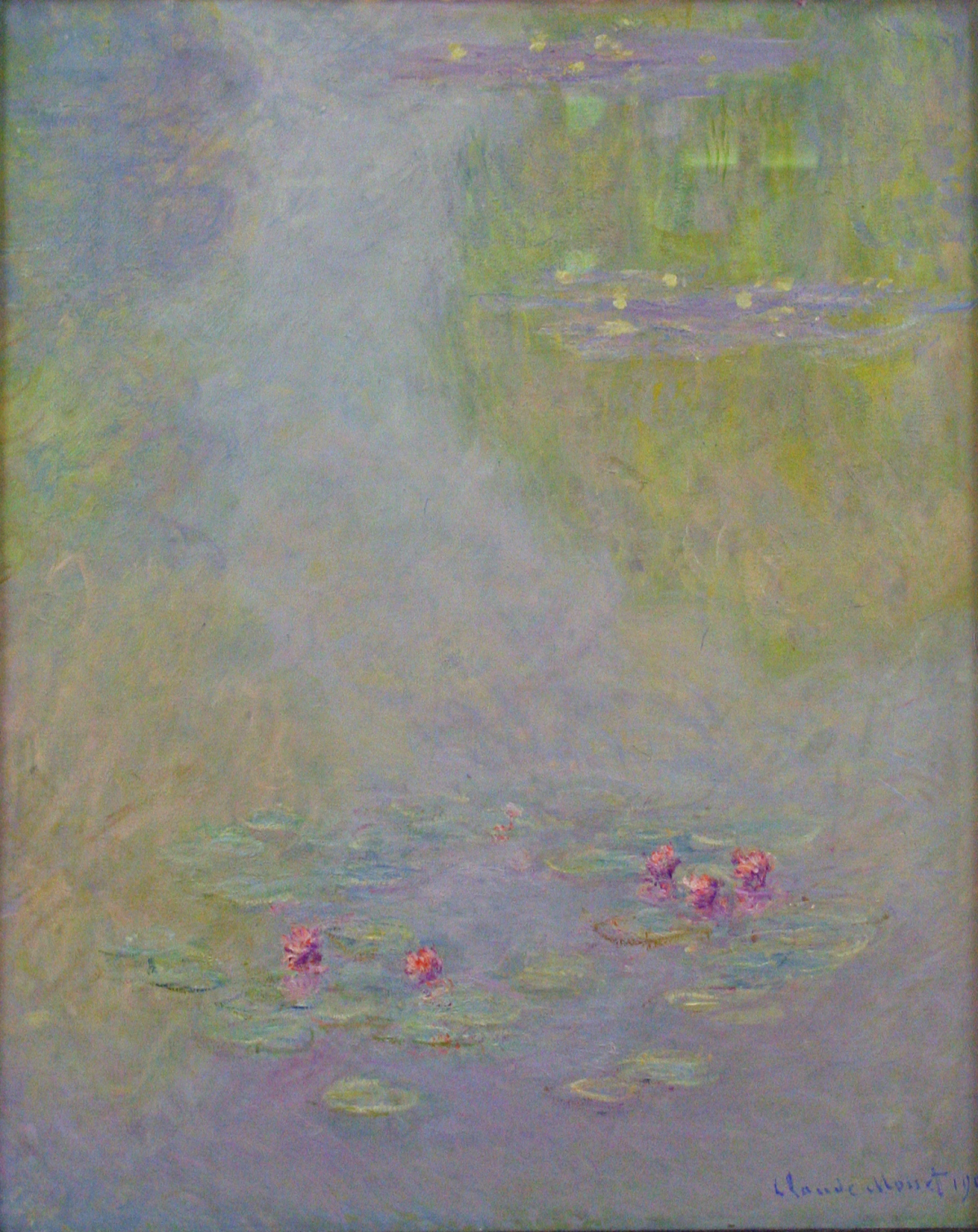 Water Lilies 1908