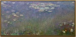 1915 Water Lilies, Agapanthus